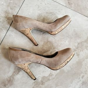 Alfani women's suede shoes size 7.5